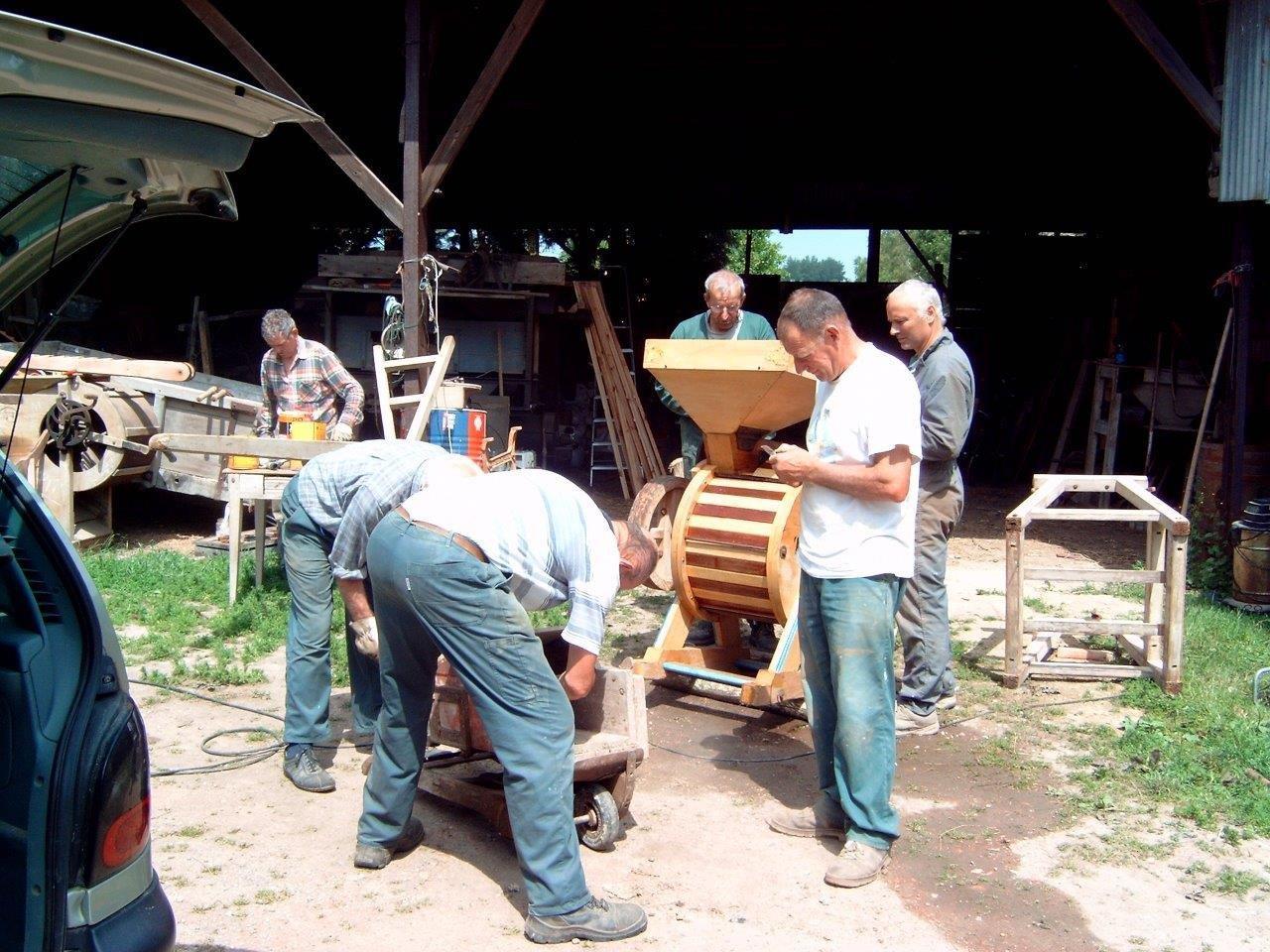 Restauration  juin 2006 (1)
