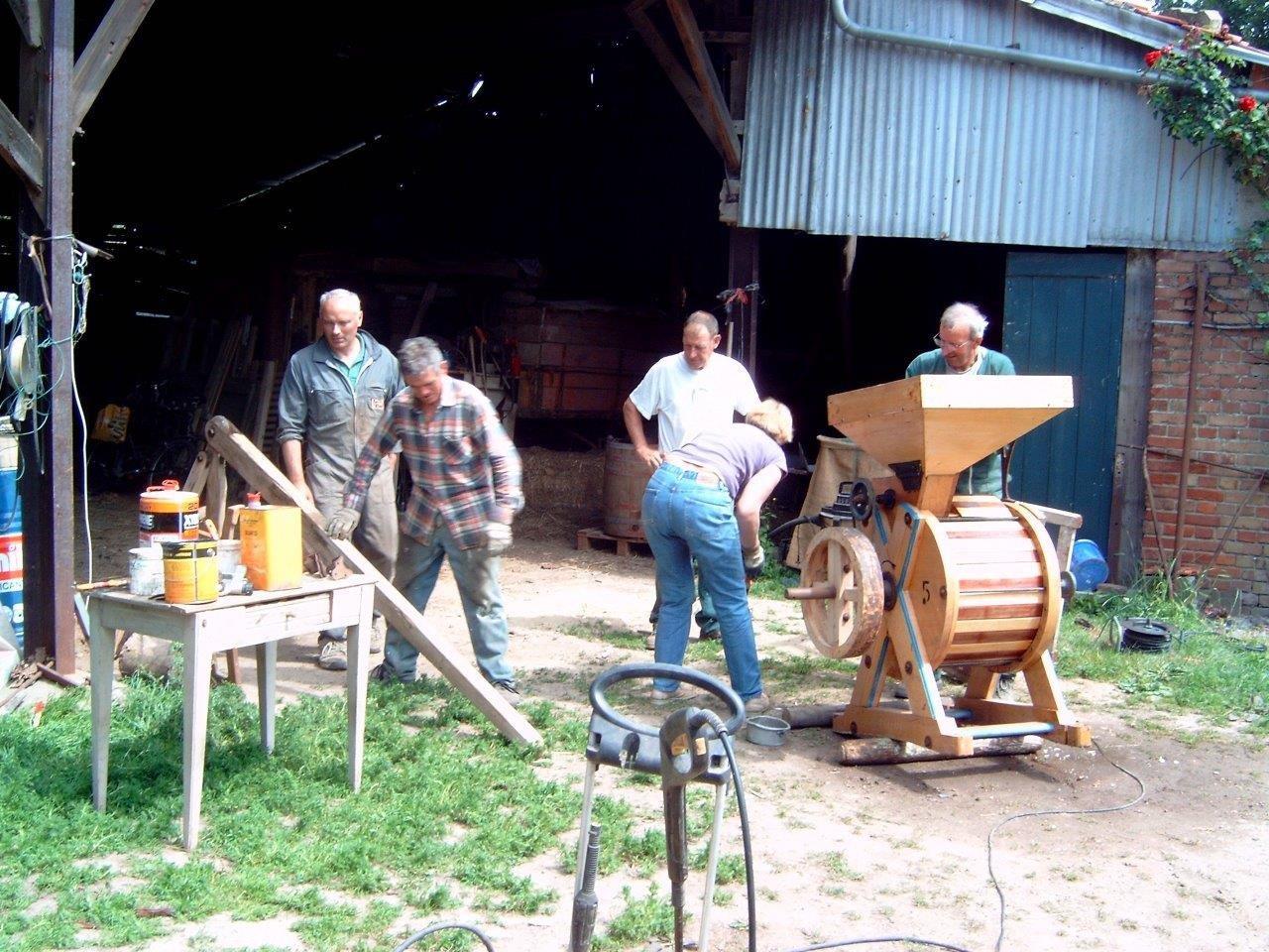 Restauration  juin 2006 (5)