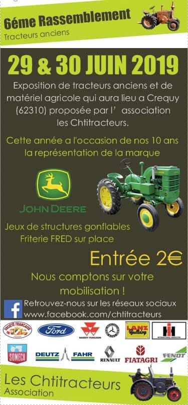 Les ch tis tracteurs